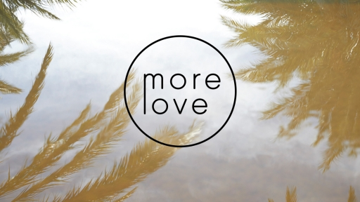 Logo for MoreLove at Miraval Austin.