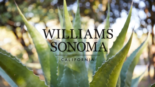 Logo for Williams Sonoma California at Miraval Austin.