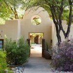 Entrance to our flagship property, the Miraval Arizona Resort & Spa